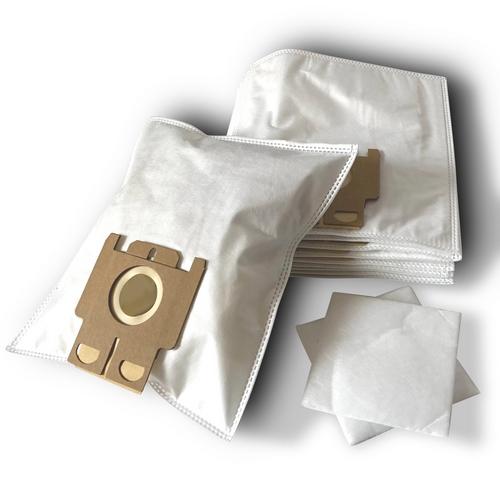 10 Staubsaugerbeutel für Miele Swing H1 EcoLine 2 Filter