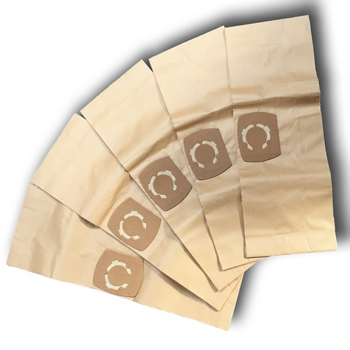 5 Staubsaugerbeutel für Rowenta RU 02 Staubbeutel Filtertüten