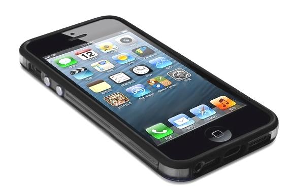 iphone 5 5s bumper cover f r schutz h lle case transparent. Black Bedroom Furniture Sets. Home Design Ideas