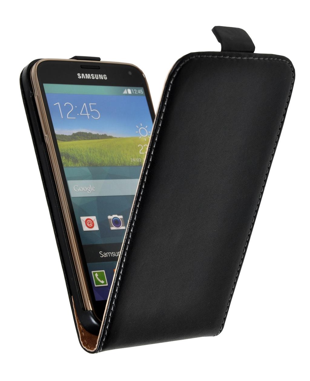 handy tasche samsung galaxy s5 cover flip case f r schutz. Black Bedroom Furniture Sets. Home Design Ideas