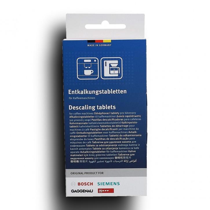 3 Entkalkungstabletten für Krups EA8108 Reiniger und Entkalker Tabs EA 8108