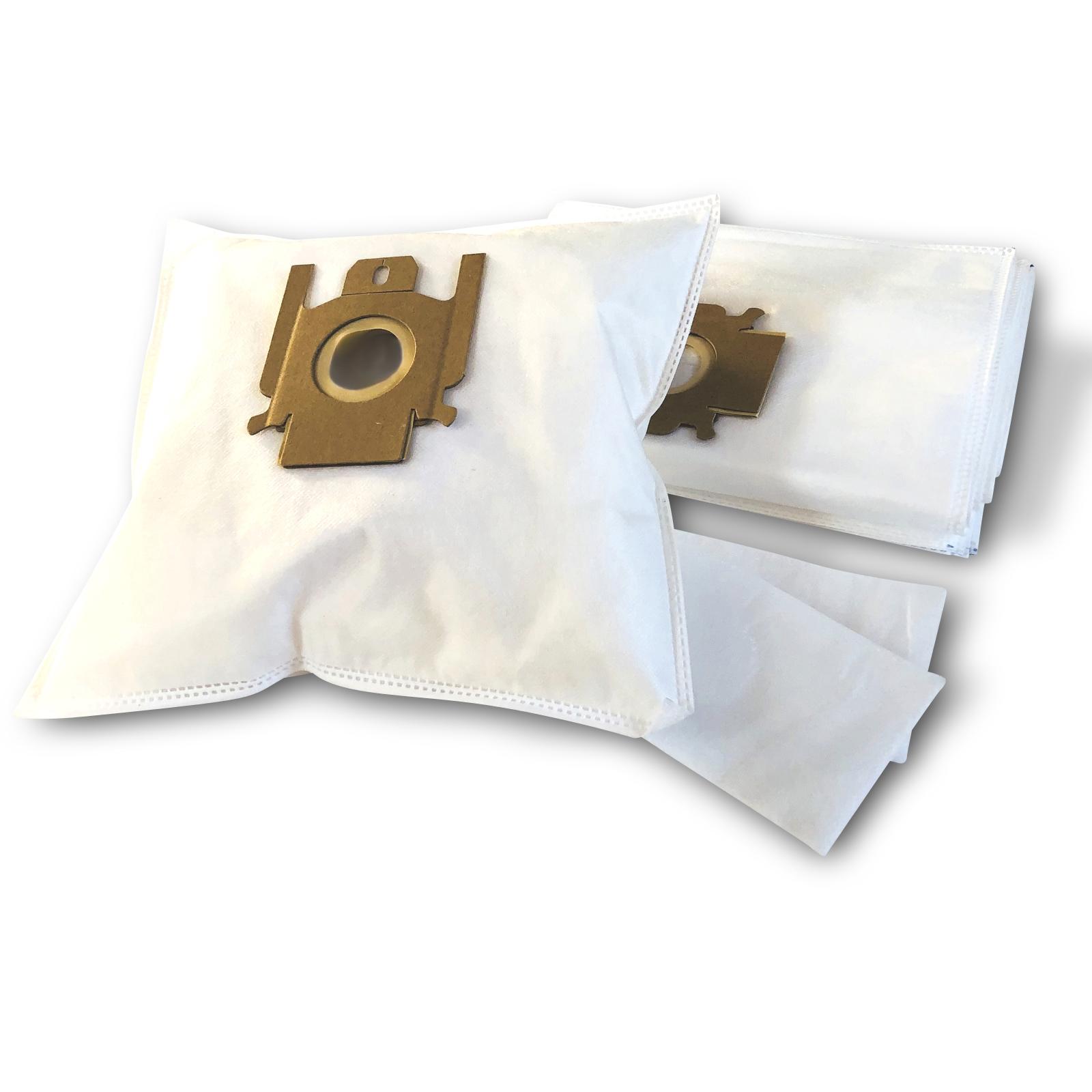 12 Staubsaugerbeutel Swirl geeignet für Miele S 4211