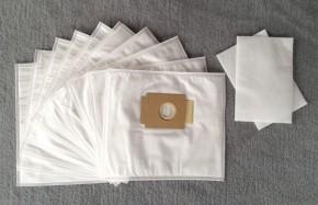 10 alternative Staubsaugerbeutel zu Swirl EIO80